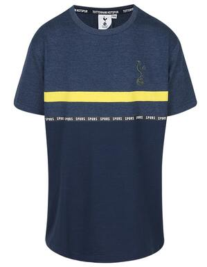 Youth Boys Spurs Tape Detail T-Shirt
