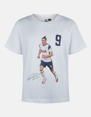 Spurs Kids Bale Signature T-Shirt 2020/21