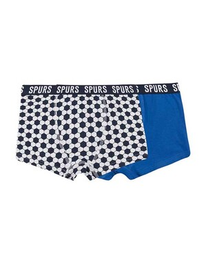 Spurs Boys 2 Pack Fashion Pants