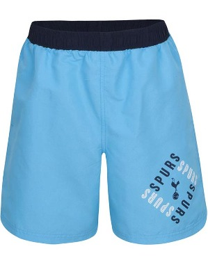 Spurs Kids Printed Swim Shorts