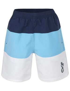 Spurs Kids Colour Block Swim Short