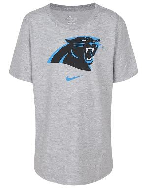 Nike Youth Carolina Panthers Logo T-shirt