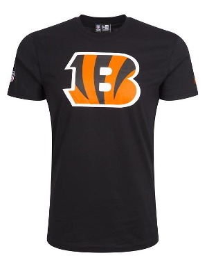 New Era Adult Cincinnati Bengals Logo T-Shirt