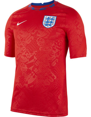 Adult England Warm Up T-Shirt 2020/21