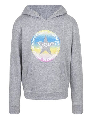Spurs Girls Rainbown Print Hoodie