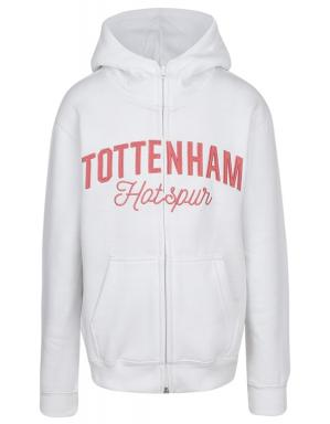 Kids Girls Tottenham Hotspur Embroidered Hoodie