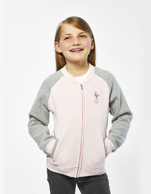Youth Girls Baseball Jacket