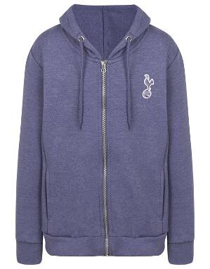 Spurs Kids Girls Essential Full Zip Hoodie