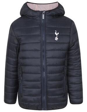 Spurs Girls Padded Jacket