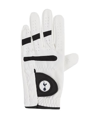 Spurs Golf Glove With Ball Marker