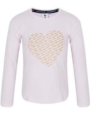 Spurs Kids Stole My Heart L/S T-Shirt