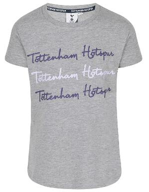 Youth Girls Tottenham Hotspur Print T-Shirt