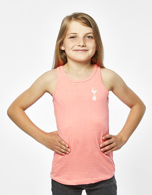 Youth Girls Racer Back Vest