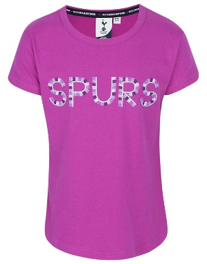 Kids Girls Puff Print T-Shirt