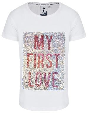 Kids Girls Changing Sequin T-Shirt