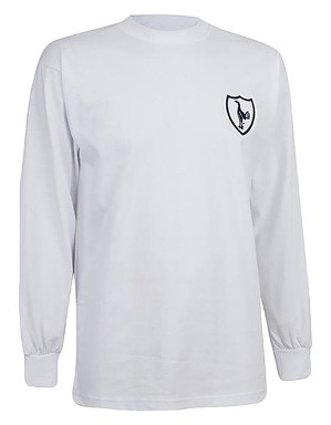 Spurs 1963 Cup Winners Cup Final Home Shirt