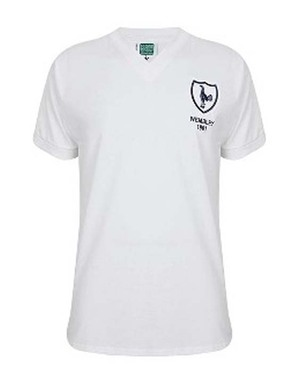 Spurs 1961 FA Cup Final Home Shirt