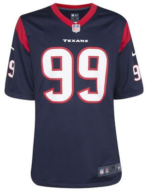 Nike Adult Houston Texans JJ Watt NFL Jersey