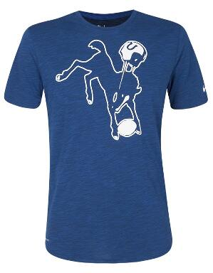 Nike Adult Indianapolis Colts Slub T-Shirt 2018/19