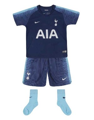 f35b728b814 Baby Spurs Away Kit 2018 19