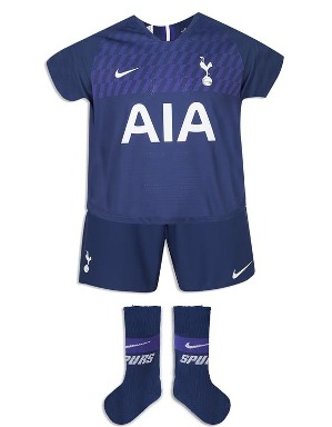 Baby Spurs Away Kit 2019/20
