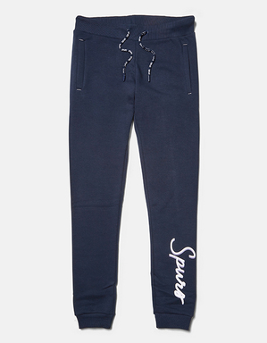 Spurs Womens Rubber Print Jogger