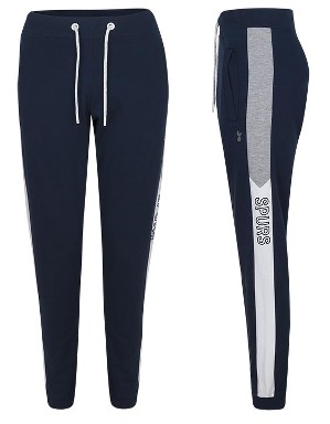 Spurs Womens Colour Block Jogger