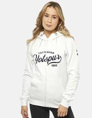 Spurs Womens Applique Hoodie