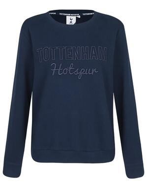 Spurs Womens Heavy Embroidery Sweat Top