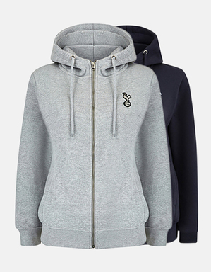 Spurs Womens Full Zip Hoodie