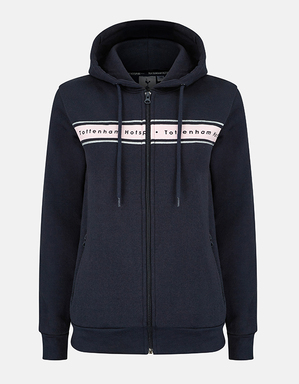 Spurs Womens Tape Stripe Hoodie