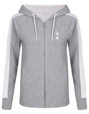 Spurs Womens Piping Detail Hoodie