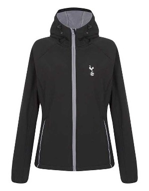 Spurs Womens Soft Shell Jacket