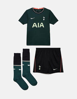 Little Kids Spurs Away Kit 2020/21