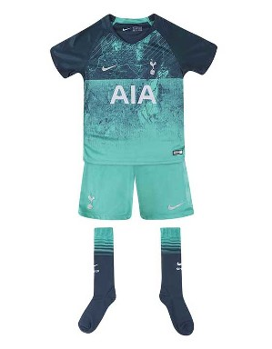 Little Kids Spurs Third Kit 2018/19
