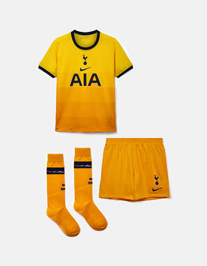 Little Kids Third Kit 2020/21