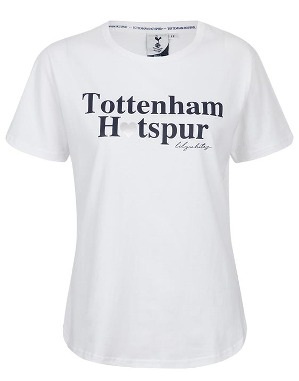 Spurs Womens Tottenham Heart T-Shirt
