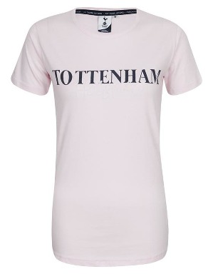 Spurs Womens Tottenham Mix Print T-Shirt