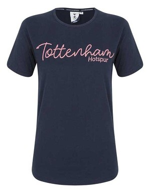 Spurs Womens Embroidery Tottenham T-Shirt
