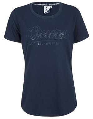 Spurs Ladies Gel Print tee