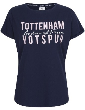 Spurs Womens Tottenham Printed T-Shirt