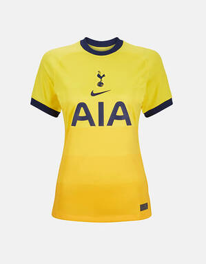 Womens Spurs Third Shirt 2020/21