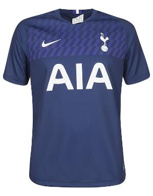 Mens Spurs Away Shirt 2019/20