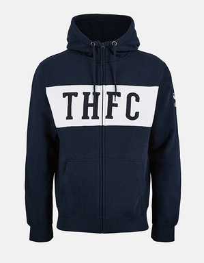 Spurs Mens THFC Twill Hoodie