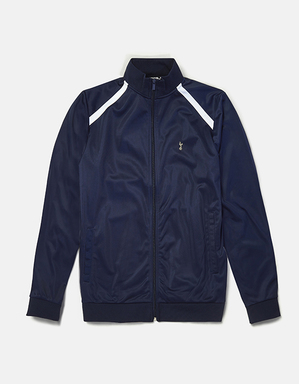 Spurs Mens Colour Pop Zip Up Jacket