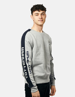 Spurs Mens Printed Sweat Top