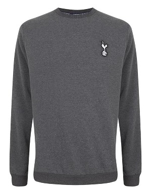 Spurs Mens Side Panel Sweat Top