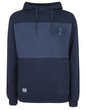Spurs Mens Colour Block Overhead Hoodie