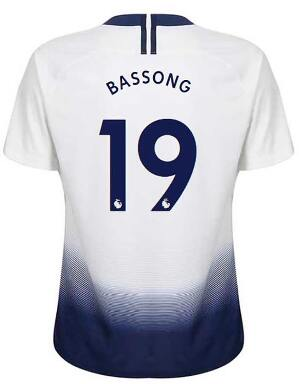 Spurs Bassong 19 Legends Shirt 2018/19