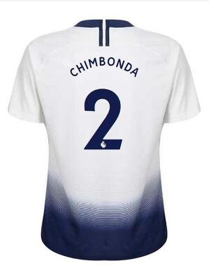Spurs Chimbonda 2 Legends Shirt 2018/19